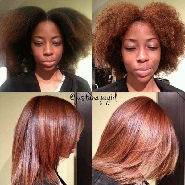 Short Hair Perm Styles
